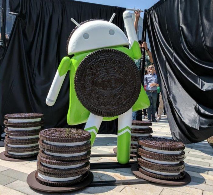 Android-Oreo-statue